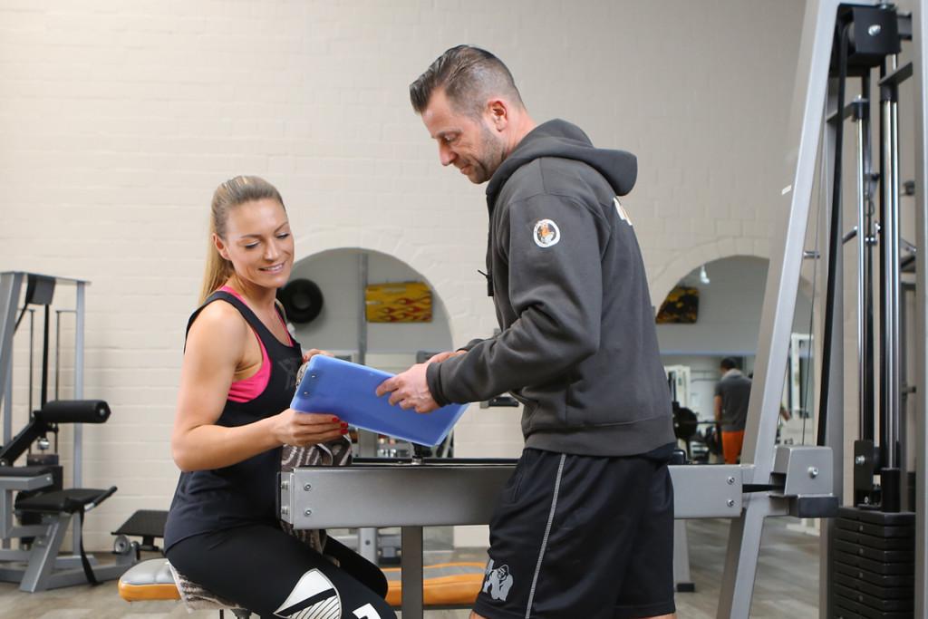 Geschäftsführer und Personal Trainer