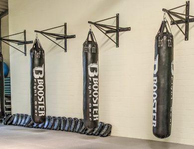 Fitnessboxen im Perfect Fight